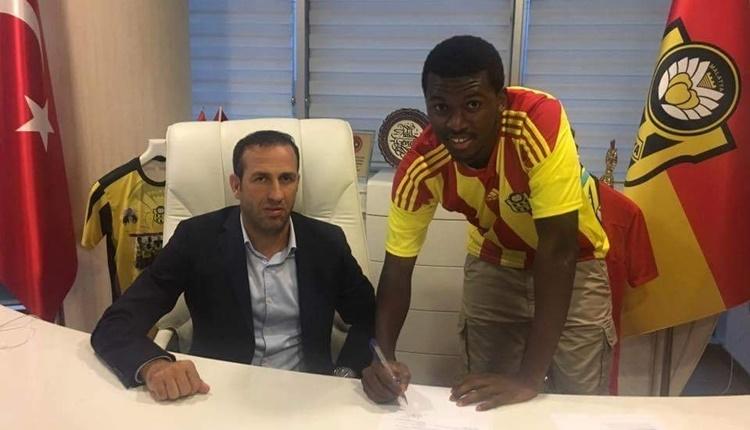 Yeni Malatyaspor Sadio Diallo'yu transfer etti