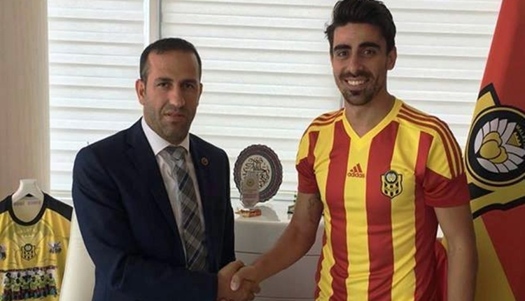 Yeni Malatyaspor, Turgut Doğan Şahin'i transfer etti