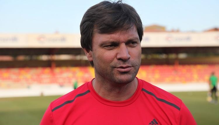 Yeni Malatyaspor'da Ertuğrul Sağlam'dan transfer açıklaması