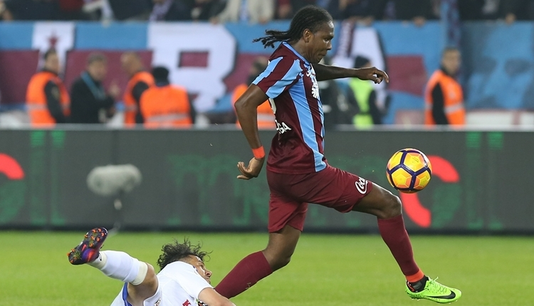 Yeni Malatyaspor'dan Rodallega transferi sürprizi