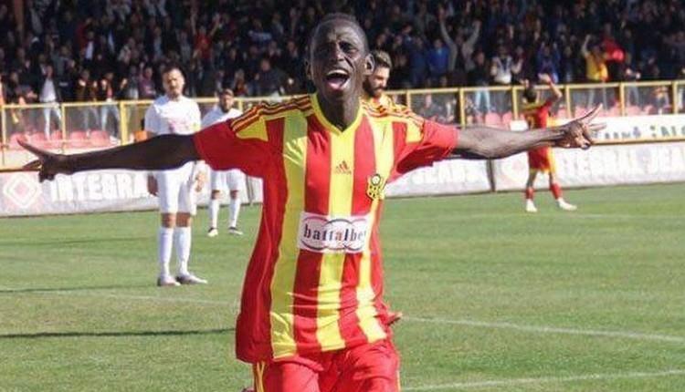 Yeni Malatyasporlu Dialiba, Giresunspor'a transfer oldu