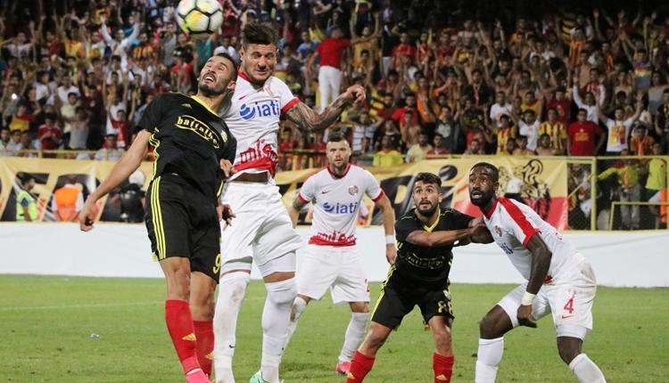 Yeni Malatyaspor'u taşıyan futbolcu: Khalid Boutaib