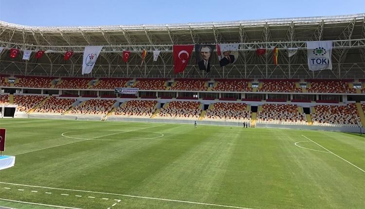 Yeni Malatyaspor'un yeni stadı hangi maça yetişecek?