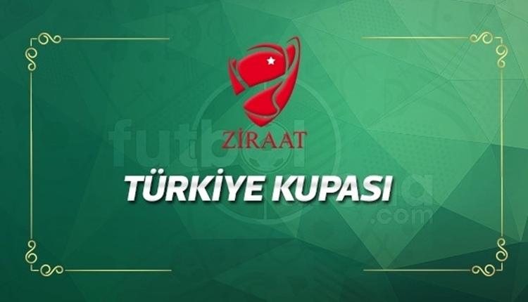 Ziraat Türkiye Kupası 2. tur maçları ne zaman, saat kaçta?
