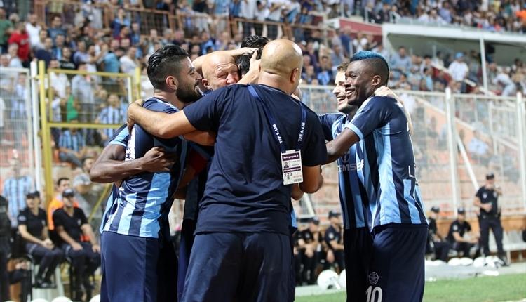 Adana Demirspor 1-0 Adanaspor maç özeti ve golü