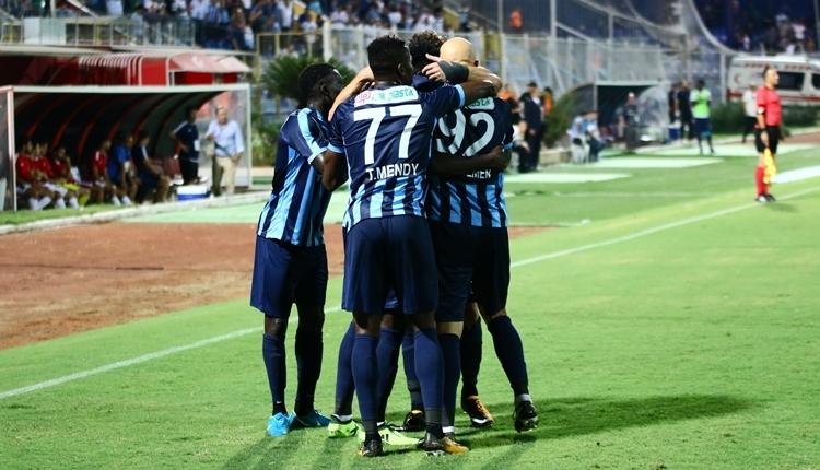 Adana Demirspor 3-1 Gaziantepspor maç özeti ve golleri