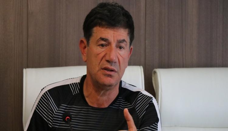 Adana Demirspor'da Giray Bulak: ''Daha güçlü bir takım oluyoruz''