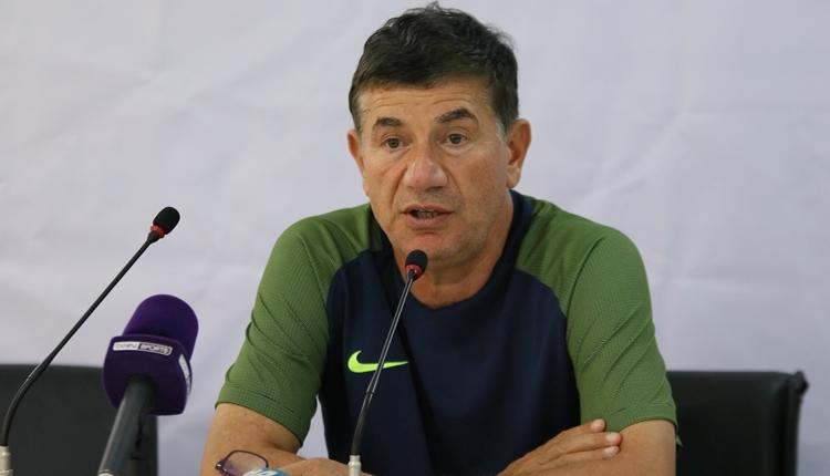 Adana Demirspor'da Giray Bulak'dan itiraf! 'Ortam duygusal'