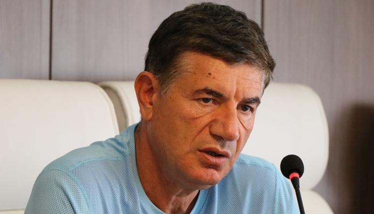 Adana Demirspor'da Giray Bulak'tan itiraf! 'Çekiniyoruz'