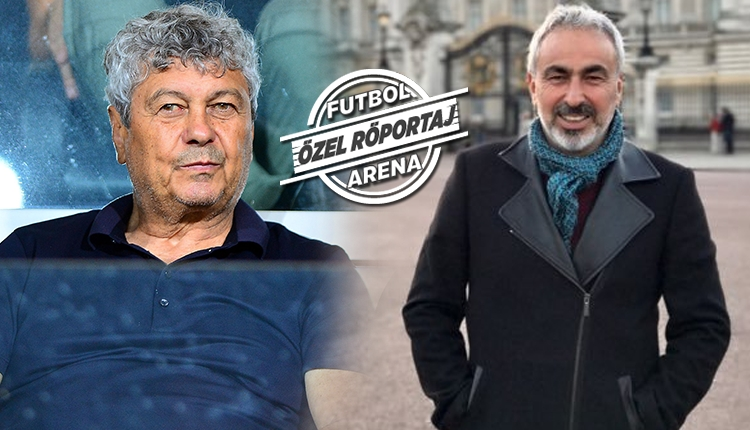 Adnan Aybaba'dan Lucescu'ya olay sözler