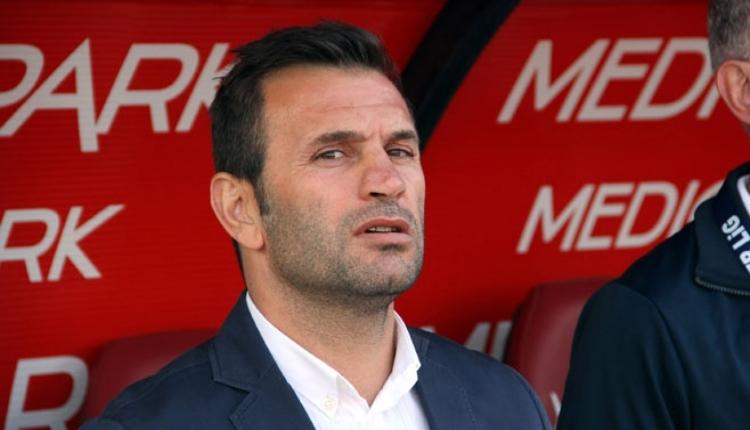 Akhisar Belediyespor'da Okan Buruk: ''Fenerbahçe maçında hakemin performansı çok önemli''
