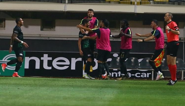 Akhisarspor 2-1 Karabükspor maç özeti ve golleri (İZLE)