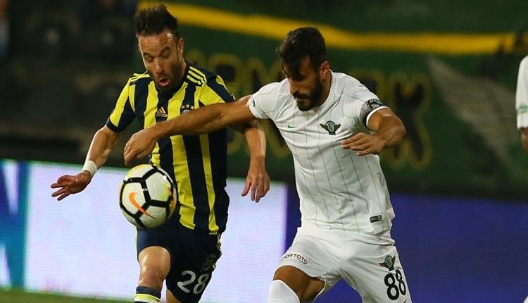 Akhisarspor - Fenerbahçe maçında pozisyonsuz ilk yarı