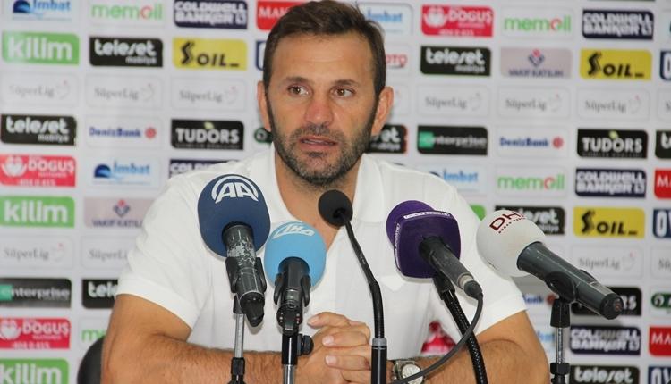 Akhisarspor'da Okan Buruk'tan Karabük maçı itirafları
