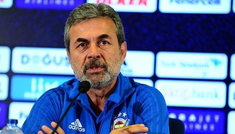 Alanyaspor - Fenerbahçe maçında Aykut Kocaman'dan sürpriz 11
