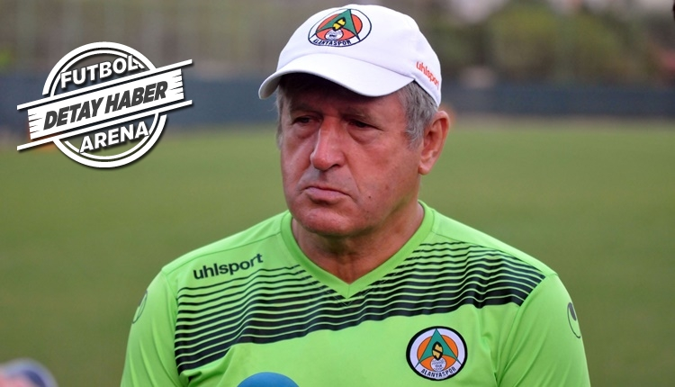 Alanyaspor'da ilginç Trabzonspor taktiği