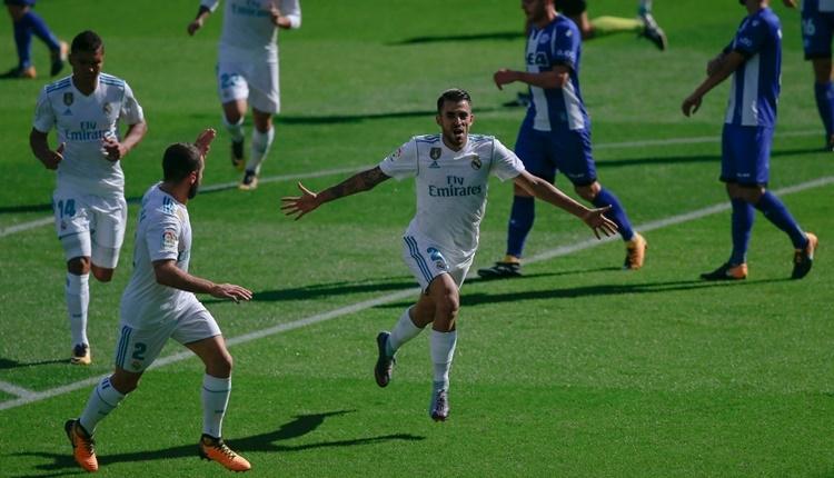 Alaves - Real Madrid maçı özeti ve golleri (İZLE)