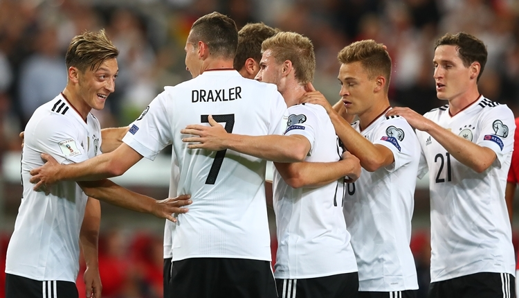 Almanya 6-0 Norveç maç özeti ve golleri (İZLE)