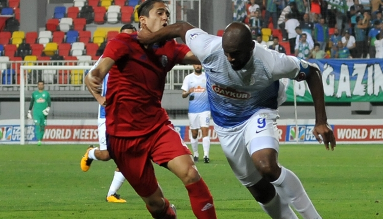 Altınordu 3-4 Çaykur Rizespor maç özeti ve golleri (İZLE)