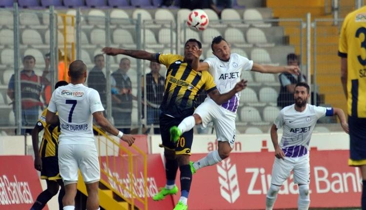 Ankaragücü, Türkiye Kupası'nda Afyonspor'a elendi