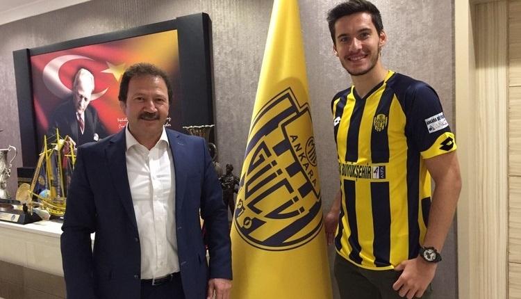 Ankaragücü, Umut Nayir'i transfer etti