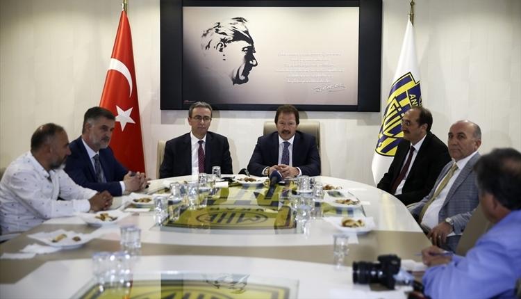 Ankaragücü'nden MKE ile yeni sponsorluk anlaşması