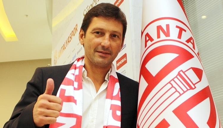 Antalyaspor, Leonardo Araujo ile sözleşme imzaladı