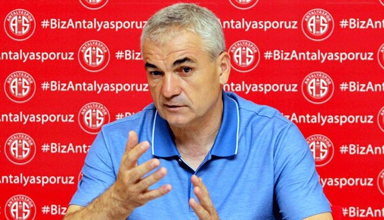 Antalyaspor, Rıza Çalımbay'ı resmen açıkladı