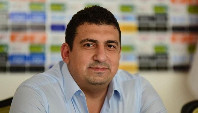 Antalyaspor'da Ali Şafak Öztürk'ten Eto'o açıklaması