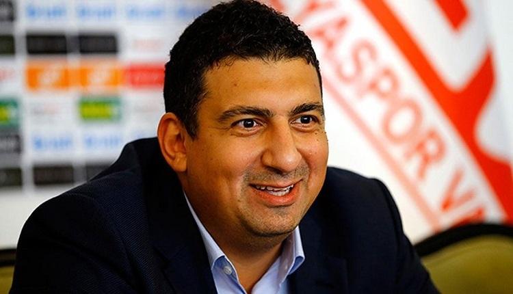 Antalyaspor'da Ali Şafak Öztürk'ten Galatasaray maçı sonrası flaş açıklama