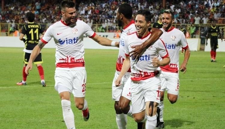 Antalyaspor'da Eto'nun isyan ettiği olay! Nasri 7 milyon Euro kazanacak
