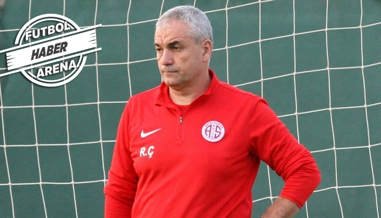 Antalyaspor'da Rıza Çalımbay dönemi sona erdi