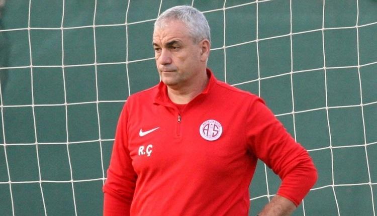 Antalyaspor'da Rıza Çalımbay istifa etti iddiası