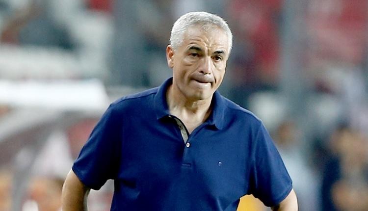 Antalyaspor'da Rıza Çalımbay'dan Galatasaray iddiası