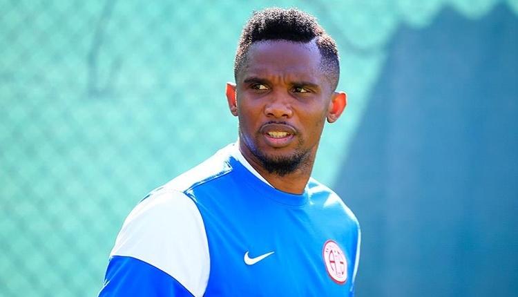 Antalyaspor'da Samuel Eto'o krizi!