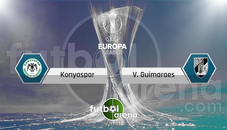 Atiker Konyaspor, Vitoria Guimaraes'i konuk edecek