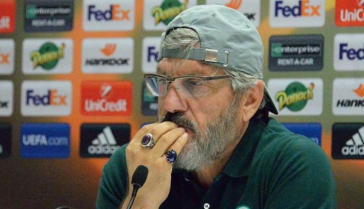 Atiker Konyaspor'da Mustafa Reşit Akçay'dan Beşiktaş açıklaması