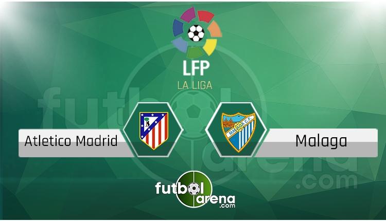 Atletico Madrid Malaga canlı skor, maç sonucu - Maç hangi kanalda?