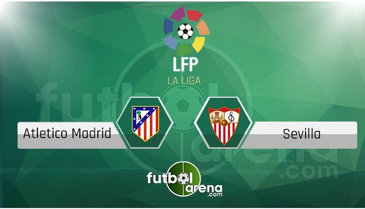Atletico Madrid Sevilla canlı skor, maç sonucu - Maç hangi kanalda?
