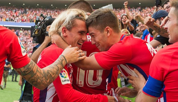 Atletico Madrid - Sevilla maçı özeti ve golleri (İZLE)