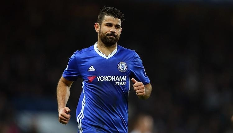 Atletico Madrid'in Diego Costa transferinde son dakika