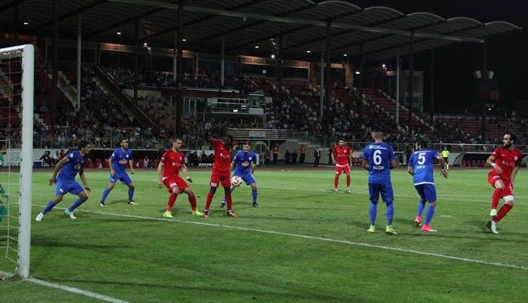 Balıkesirspor 1-1 Çaykur Rizespor maç özeti ve golleri