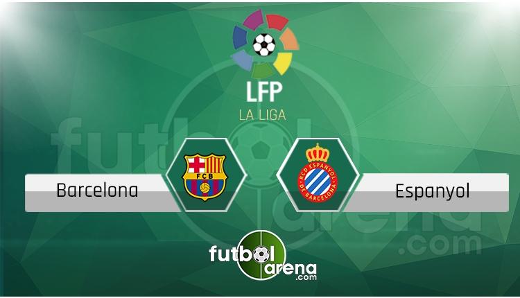 Barcelona Espanyol canlı skor, maç sonucu - Maç hangi kanalda?