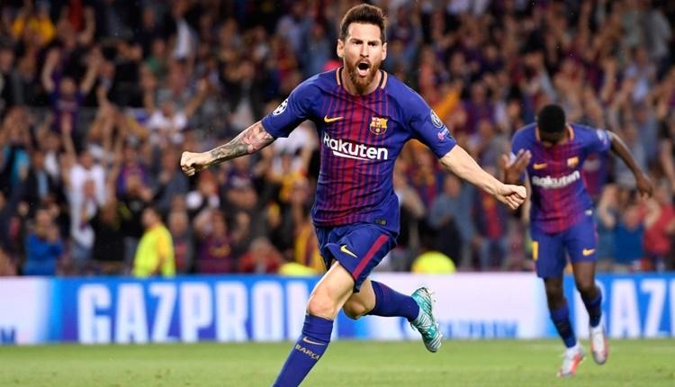 Barcelona - Juventus maçı özeti ve golleri (İZLE)