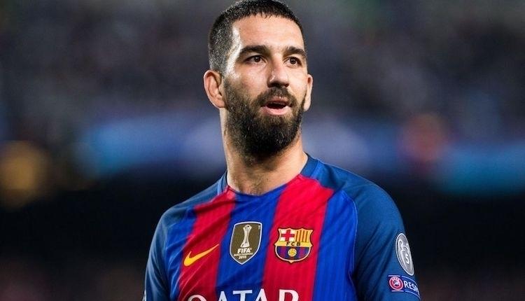 Barcelona'da iyileşen Arda Turan kadroya alınmadı
