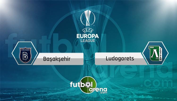 Başakşehir Ludogorets canlı skor, maç sonucu - Maç hangi kanalda?