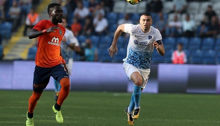 Başakşehir Trabzon maçı özeti ve golleri İZLE