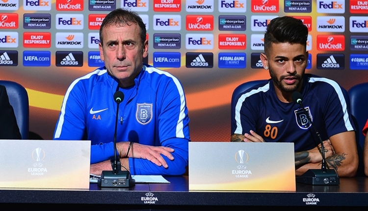 Başakşehir'de Abdullah Avcı, Ludogorets'in şifresini verdi