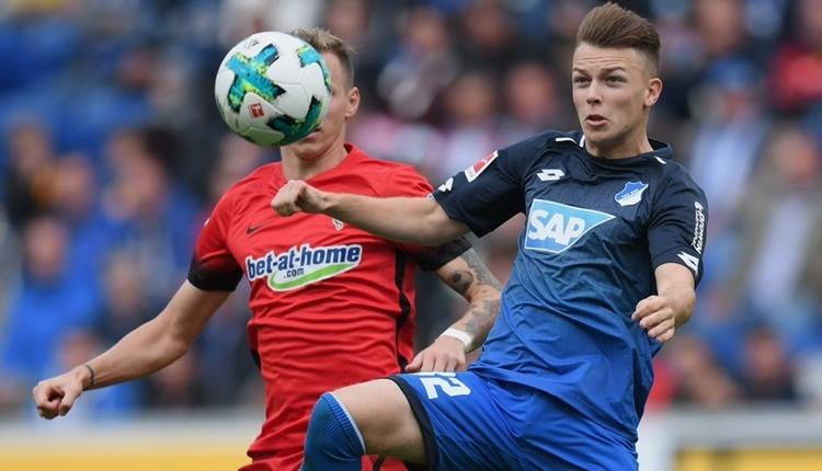 Başakşehir'in rakibi Hoffenheim sahasında takıldı