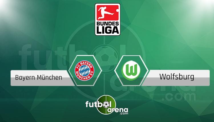 Bayern Münih Wolfsburg canlı skor, maç sonucu - Maç hangi kanalda?